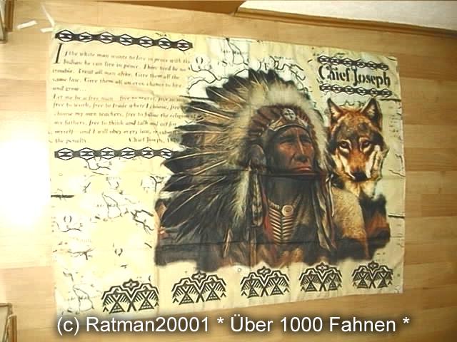 Indianer BGVR 053 - 95 x 135 cm