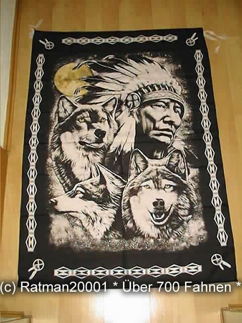 Indianer VD 03 - 95 x 135