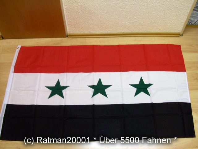 Irak 1963 bis 1991 - 90 x 150 cm