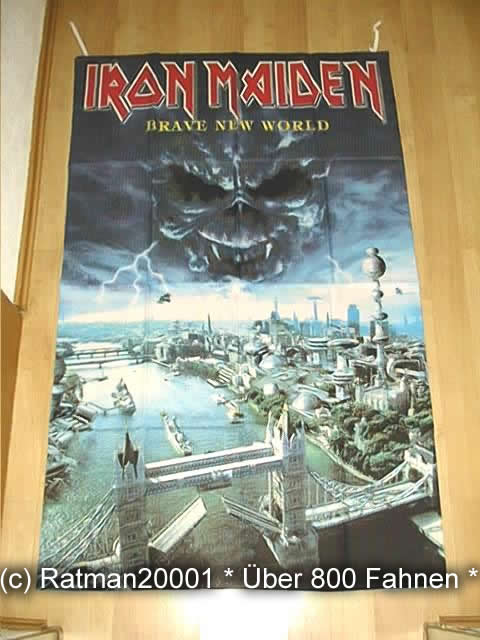 Iron Maiden BT 102 - 95 x 135