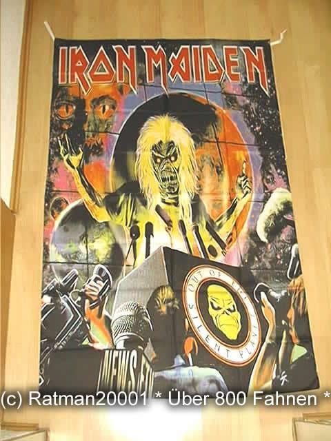 Iron Maiden BT 110 - 95 x 135 cm