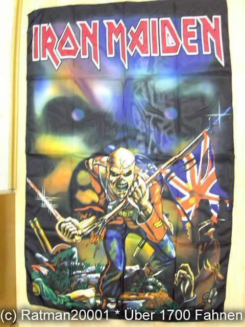 Iron Maiden BT 198 - 95 x 135 cm