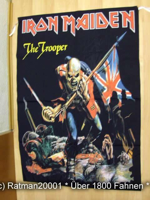 Iron Maiden VD 131 - 95 x 135 cm