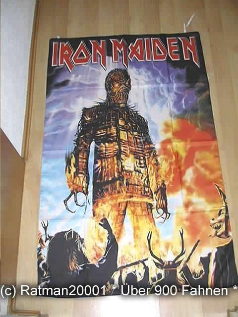 Iron Maiden BT 109  - 95 x 135 cm