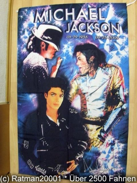 Michael Jackson 1958 bis 2009 - 95 x 135 cm