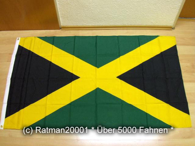 Jamaica Jamaika - 90 x 150 cm