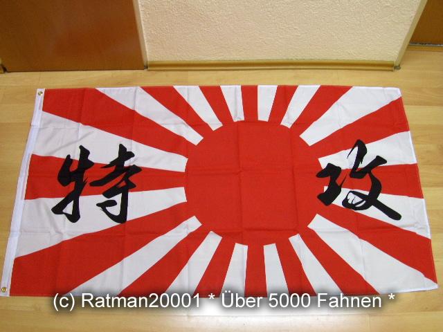 Japan Kamikaze - 90 x 150 cm
