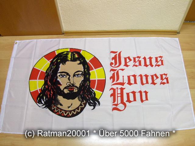 Jesus - 90 x 150 cm