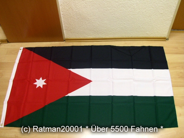 Jordanien - 90 x 150 cm