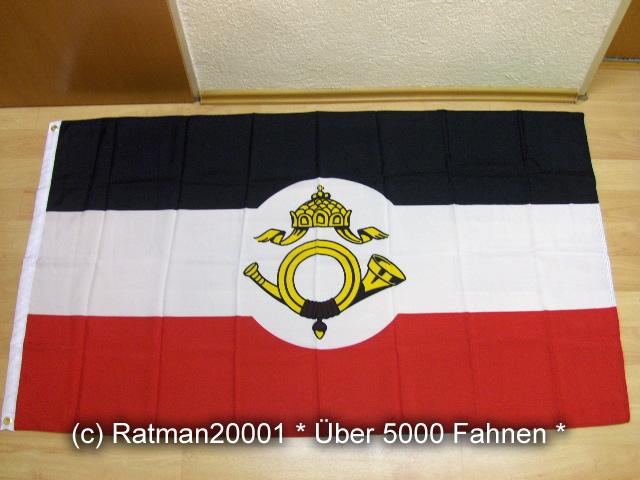 Kaiserliche Reichspost - 90 x 150 cm