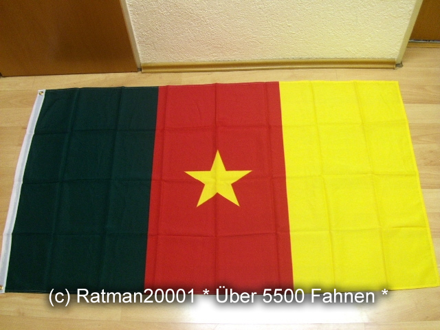 Kamerun - 90 x 150 cm