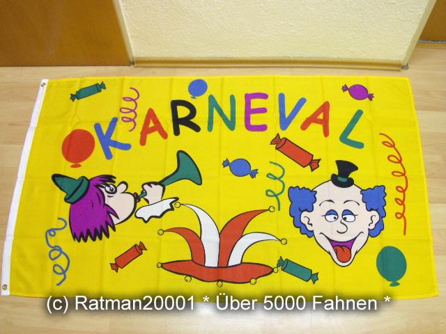 Karneval - 90 x 150  cm
