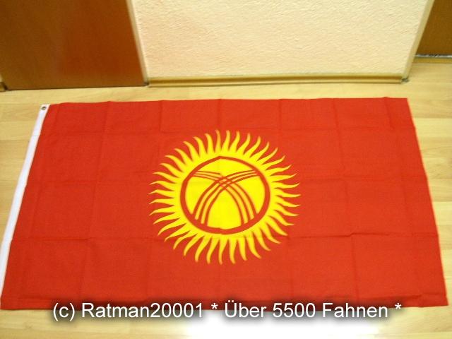Kirgistan Kirgisistan Kyrgyzstan - 90 x 150 cm