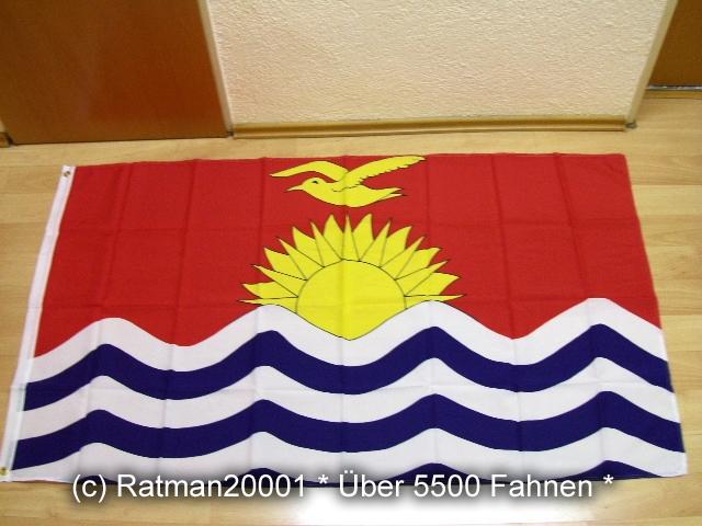 Kiribati - 90 x 150 cm