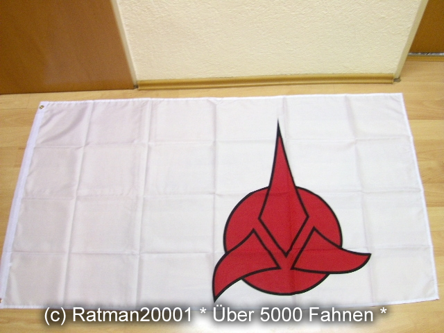 Klingonen - 90 x 150 cm