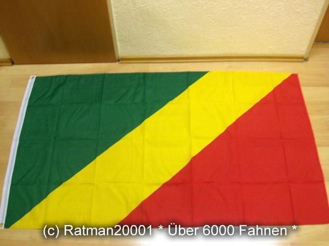 Kongo Brazzaville - 90 x 150 cm