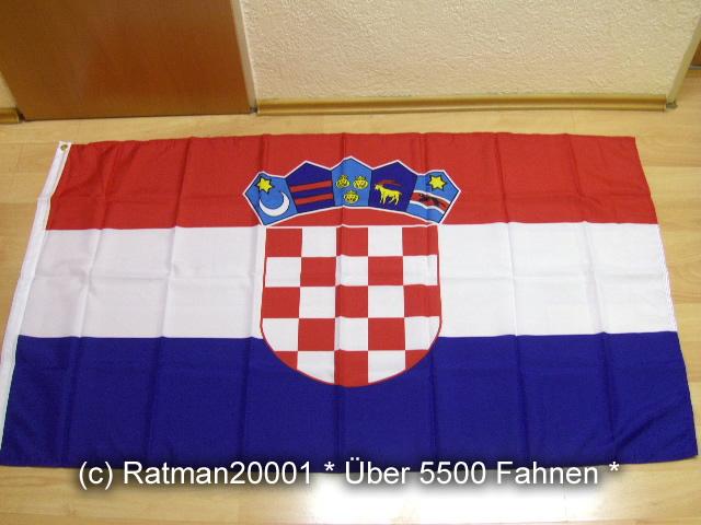 Kroatien - 90 x 150 cm