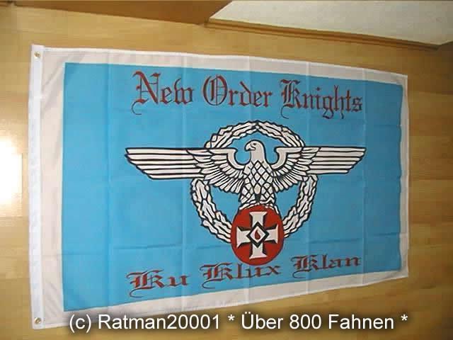 Ku Klux Klan - 90 x 150 cm