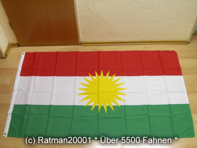 Kurdistan Sonderposten - 90 x 150 cm