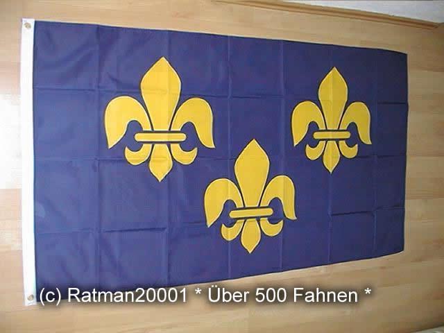 IIe de France - 90 x 150 cm