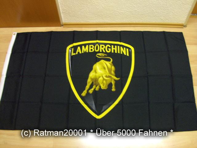 Lamborghini - 90 x 150 cm