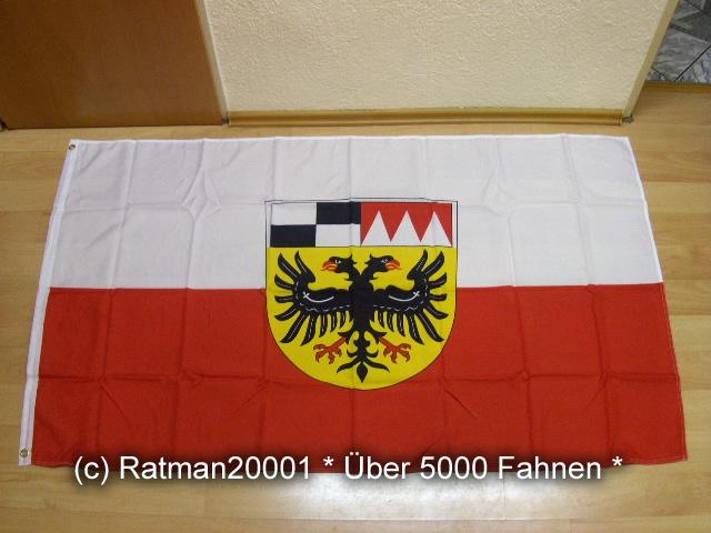 Landkreis Ansbach - 90 x 150 cm