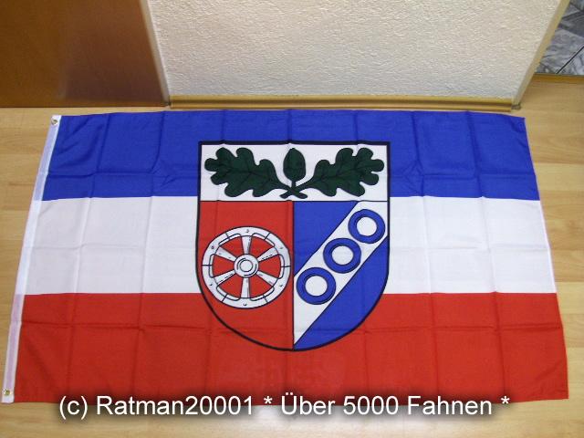Landkreis Aschaffenburg - 90 x 150 cm