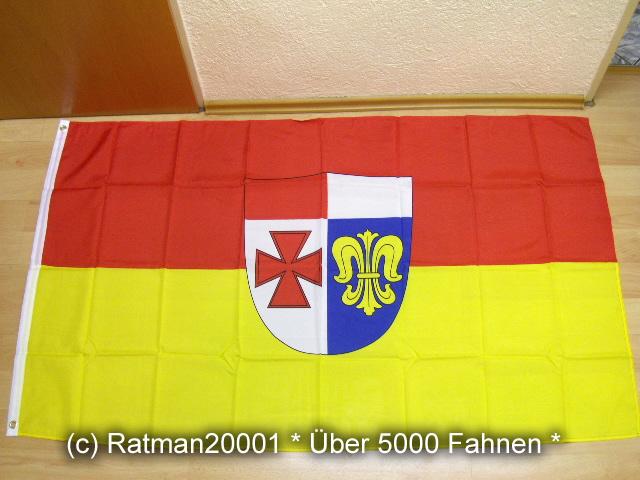 Landkreis Augsburg - 90 x 150 cm