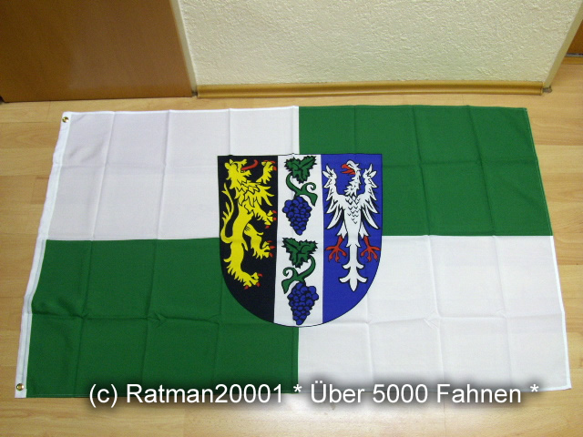 Landkreis Bad Dürkheim - 90 x 150 cm