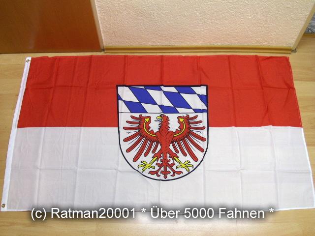 Landkreis Bayreuth - 90 x 150 cm