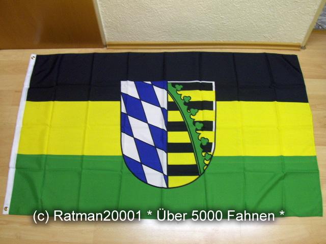 Landkreis Coburg - 90 x 150 cm