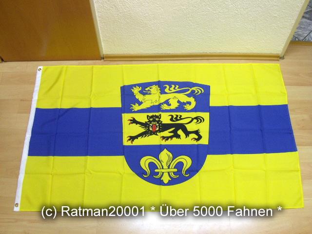 Landkreis Dillingen - 90 x 150 cm