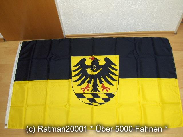 Landkreis Esslingen - 90 x 150 cm