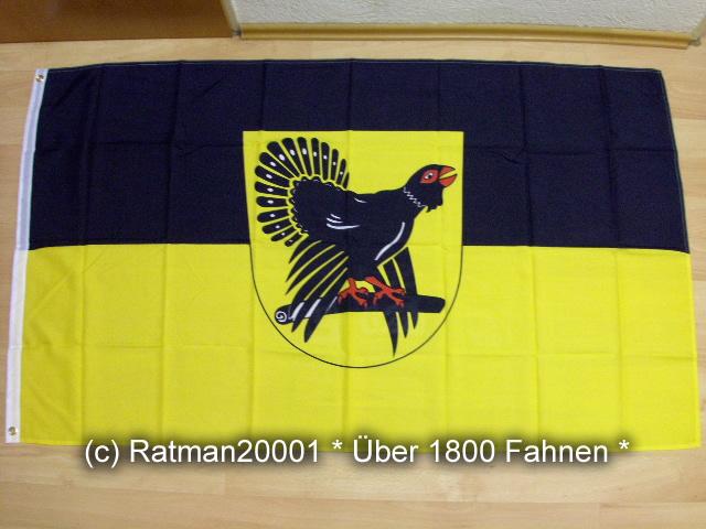 Landkreis Freudenstadt - 90 x 150 cm