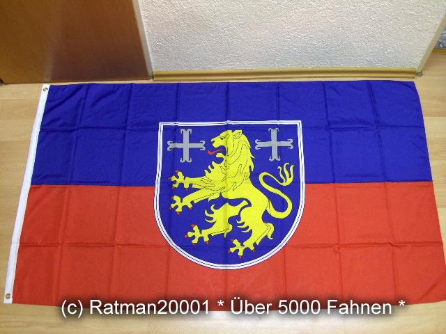 Landkreis Friesland - 90 x 150 cm