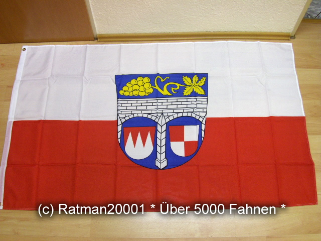 Landkreis Kitzingen - 90 x 150 cm