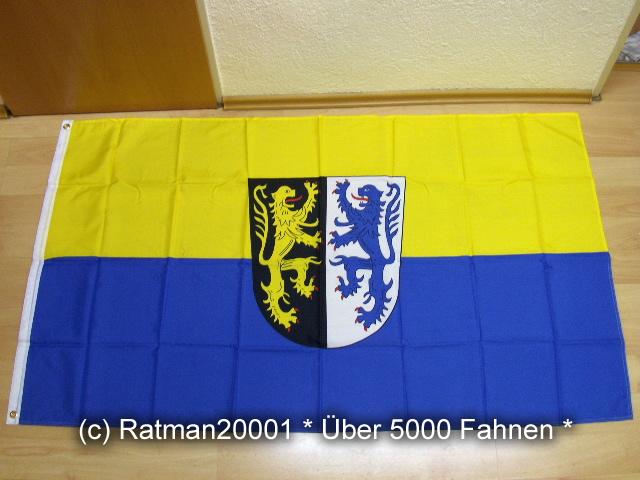 Landkreis Kusel - 90 x 150 cm