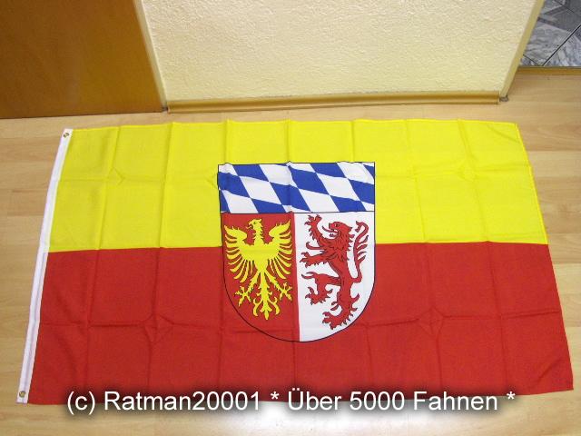 Landkreis Landsberg - 90 x 150 cm