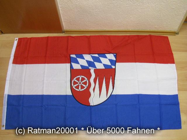 Landkreis Miltenberg - 90 x 150 cm