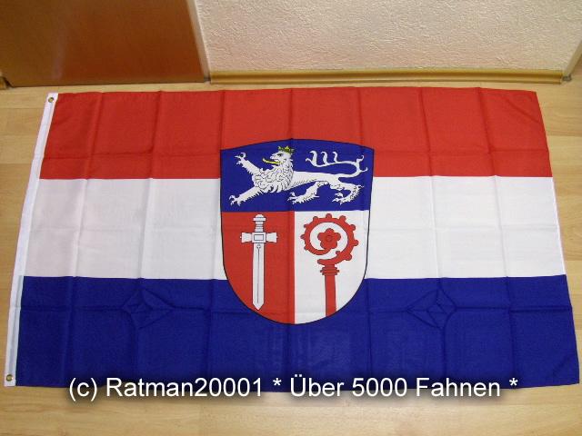 Landkreis Ostallgäu - 90 x 150 cm