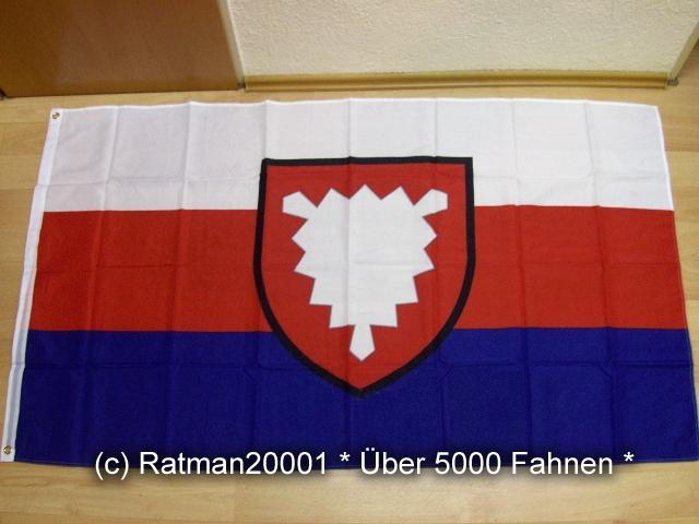 Landkreis Schaumburg - 90 x 150 cm