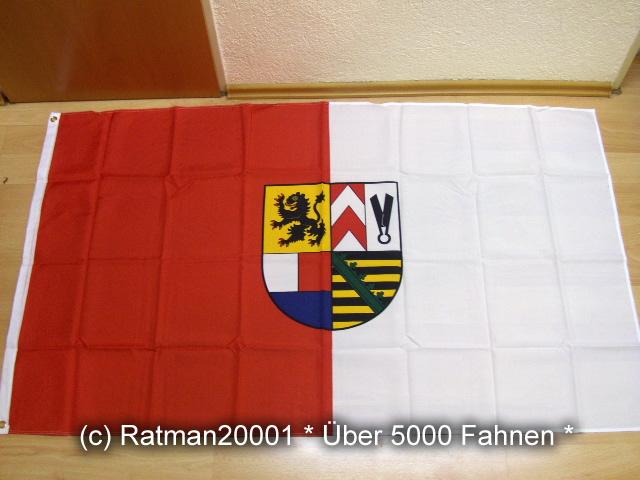 Landkreis Sonneberg - 90 x 150 cm
