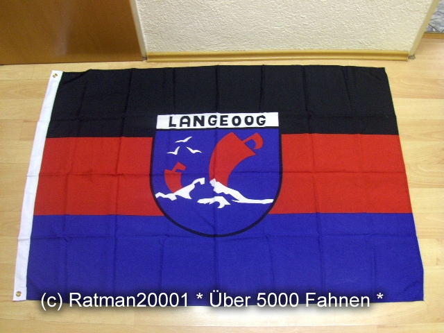 Insel Langeoog - 95 x 135 cm