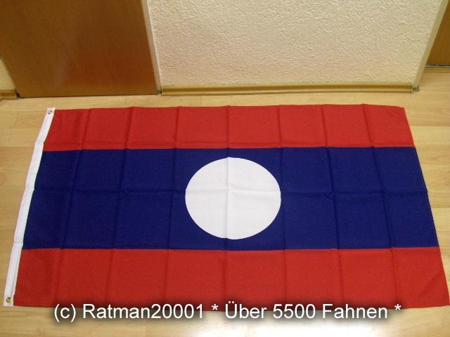 Laos - 90 x 150 cm