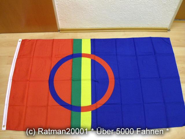 Lappland Sami - 90 x 150 cm