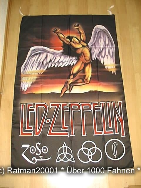Led Zeppelin BT 181 - 95 x 135 cm