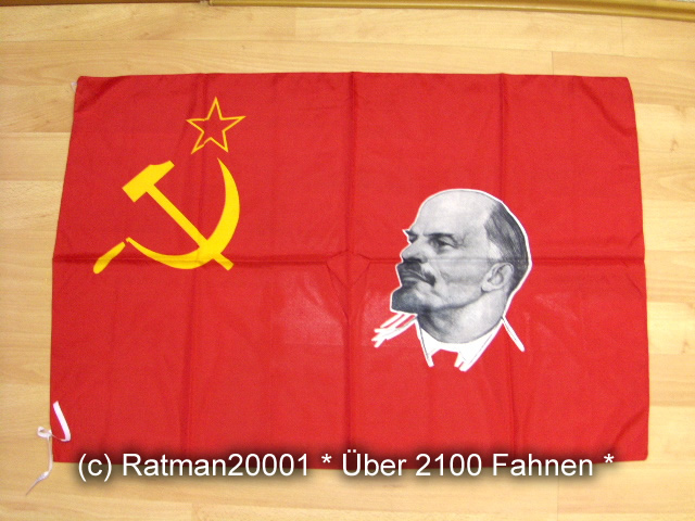 Lenin PF 67 - 73  x 107 cm