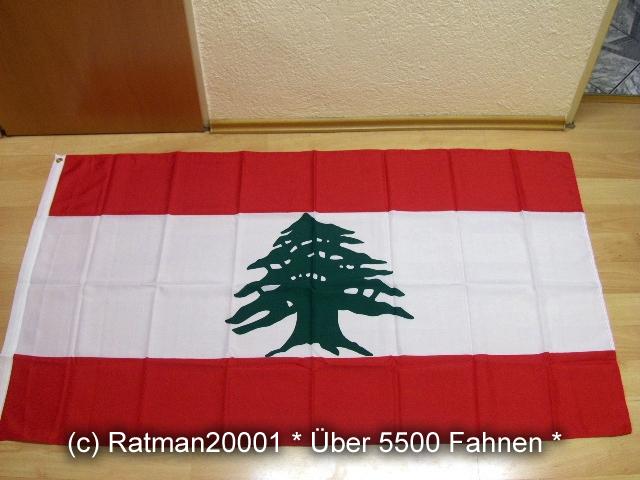 Libanon - 90 x 150 cm