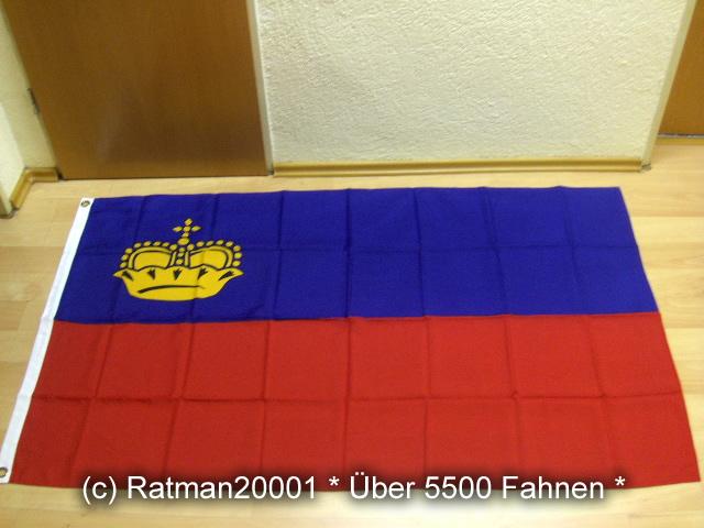 Liechtenstein - 90 x 150 cm