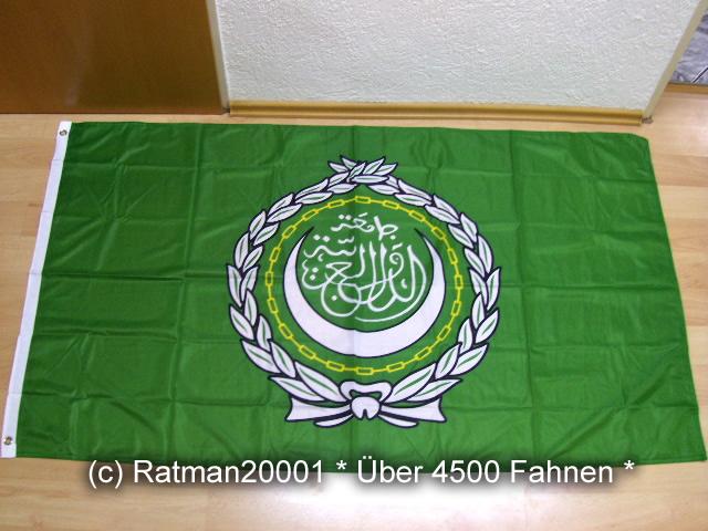 Liga der Arabischen Staaten Premium - 90 x 150 cm